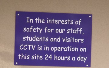 Smile for the Camera – Does CCTV in school provide peace of mind or an unwelcome intrusion?