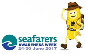 Kids to go bananas over their lunchbox with Seafarers Awareness Week