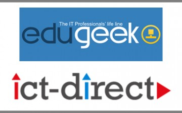 EduGeek and ICT Direct to join forces at Bett 2018