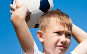 Eye training to help children with dyspraxia